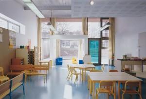 École Anatole France à Épinay-sur-Seine (D.R)