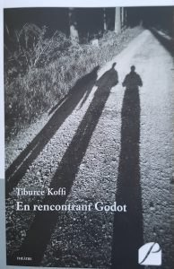 Page de couverture - En rencontrant Godot